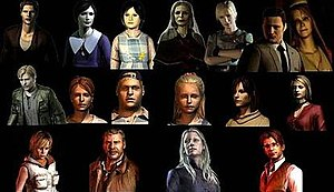 the pact three doctors characters