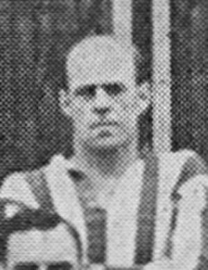 Charlie Butler - Butler while with Brentford in 1927.