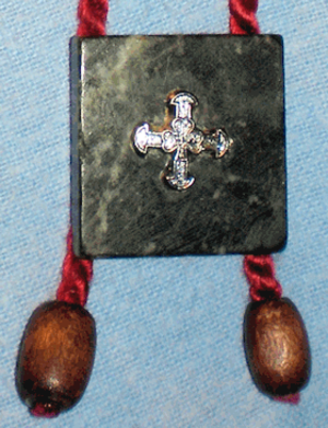Chief Scout Award (Scouting Ireland) - Marble pendant (old CSI award)