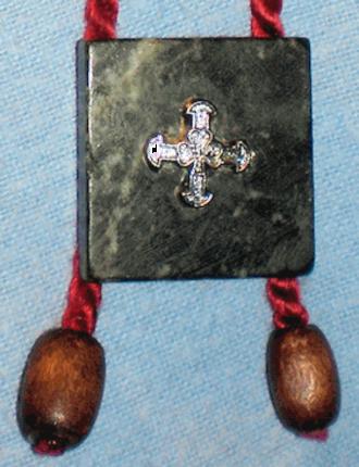 Chief Scout Award (Scouting Ireland) - Marble pendant (old CSI award)