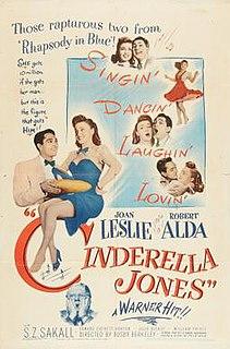 <i>Cinderella Jones</i> 1946 film