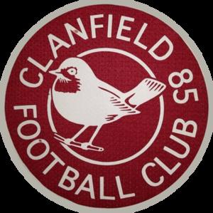 Clanfield F.C. - Image: Clanfield 85 logo