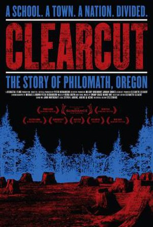 Clear Cut: The Story of Philomath, Oregon - Movie poster