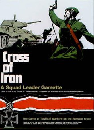 Squad Leader - The first gamette (1979)
