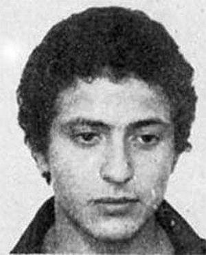 Pasquale Condello - Mugshot of a young Pasquale Condello