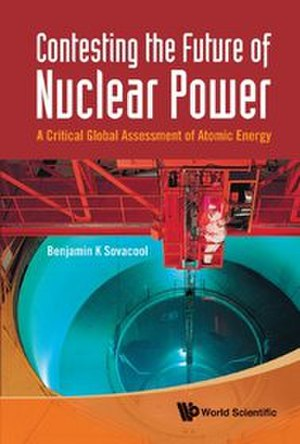 Contesting the Future of Nuclear Power - Image: Contesting the Future of Nuclear Power cover