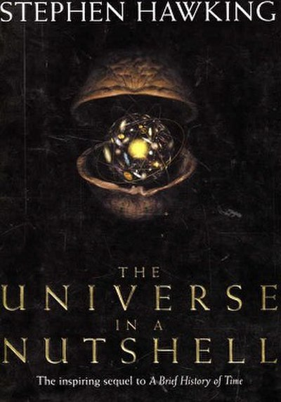 Picture of a book: The Universe In A Nutshell