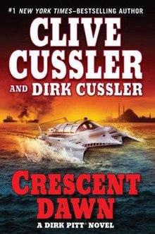 Image result for crescent dawn cussler