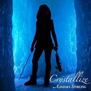 Crystallize (Lindsey Stirling song) - Image: Crystallize single cover