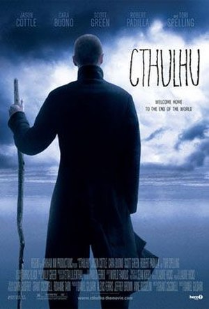 Cthulhu (2007 film) - Theatrical release poster