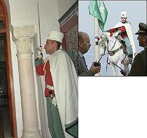 Republican Guard (Algeria) - Image: DZ cavalry