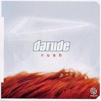 Rush (Darude album) - Image: Darude Rush cover