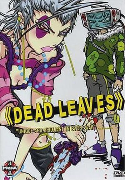 Picture of a movie: Dead Leaves