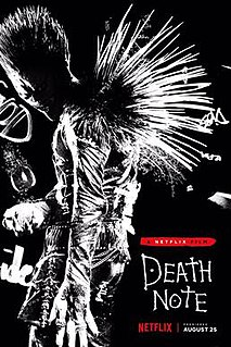 <i>Death Note</i> (2017 film) 2017 American film
