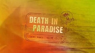 <i>Death in Paradise</i> (TV series) British-French crime drama television series