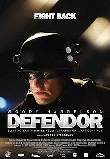 <i>Defendor</i> 2009 film by Peter Stebbings