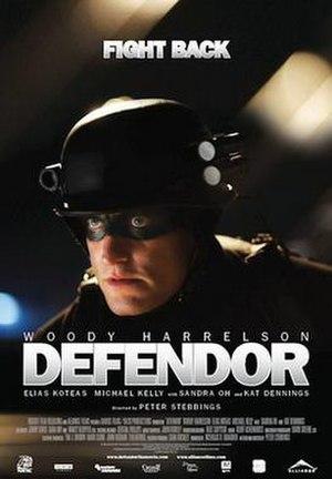 Defendor - Promotional poster
