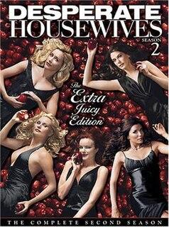 <i>Desperate Housewives</i> (season 2) season of television series