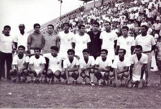 C.F. Torreón - The team's photo.