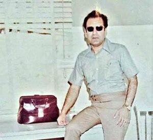 Hannibal Lecter - Dr. Alfredo Ballí Treviño, the real-life inspiration for Lecter, according to Thomas Harris.