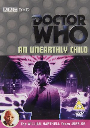 Doctor Who (season 1) - Cover art of the Region 2 DVD release for first serial of the season