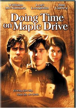 Doing Time on Maple Drive - DVD cover