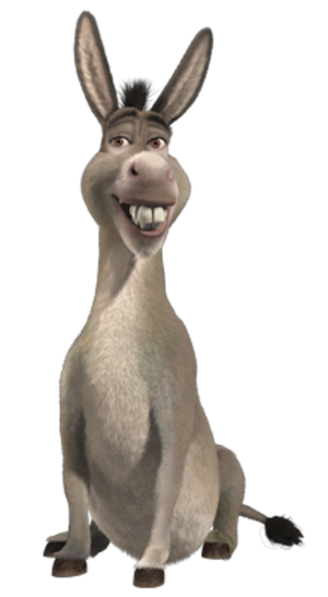 Donkey (Shrek) - Donkey as he appears in Shrek 2