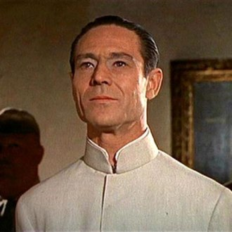 Julius No - Joseph Wiseman as Dr. No