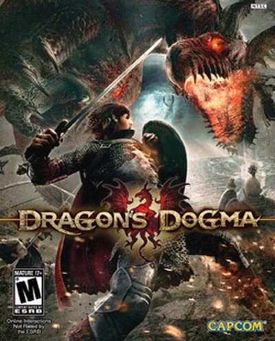 Picture of a game: Dragon's Dogma