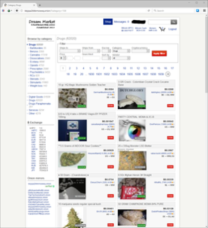 darknet marketplace