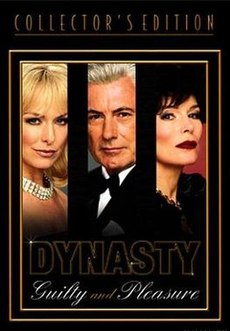 Dynasty: The Making of a Guilty Pleasure - European DVD cover