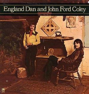 <i>I Hear the Music</i> 1975 studio album by England Dan & John Ford Coley
