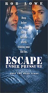 <i>Escape Under Pressure</i> 2000 film by Jean Pellerin