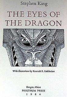 The Eyes of the Dragon - Wikipedia, the free encyclopedia
