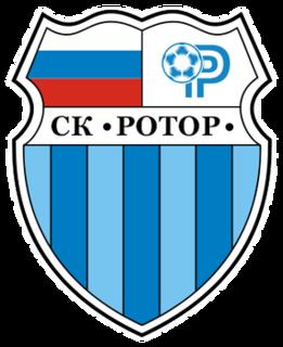 FC Rotor Volgograd Russian football club
