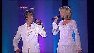 Melodifestivalen 2003 - Fame.
