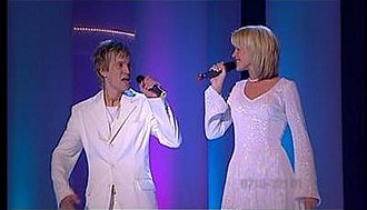 Fame (duo) - Fame in Melodifestivalen 2003