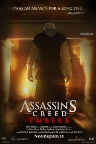 Assassin's Creed: Embers - Film poster