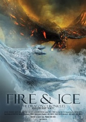 Fire and Ice: The Dragon Chronicles - Image: Fireice poster