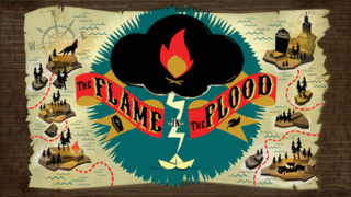 <i>The Flame in the Flood</i> 2016 video game