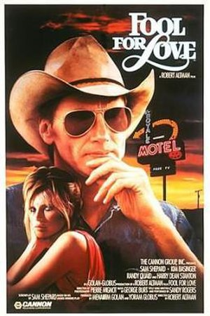 Fool for Love (film) - Image: Fool for love
