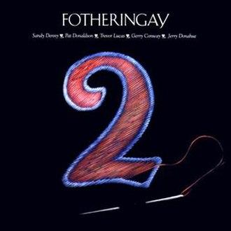 Fotheringay 2 - Image: Fotheringay 2 CD