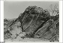 Frenchman's Rock, Penneshaw 1803