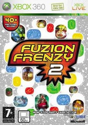 Fuzion Frenzy 2 - Image: Fuzion Frenzy 2Cover