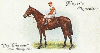 Gay Crusader British Thoroughbred racehorse