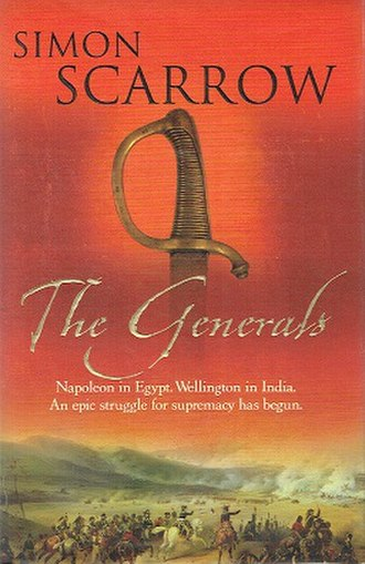 The Generals (novel) - English First Edition
