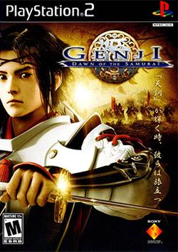 Genji - Krepusko de la samurajo Coverart.png