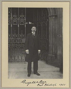 George McCrae (politician) - George McCrae