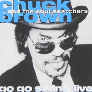 Go Go Swing Live - Image: Go Go Swing Live album cover