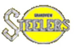 Grandview Steelers - Steelers Past Logo